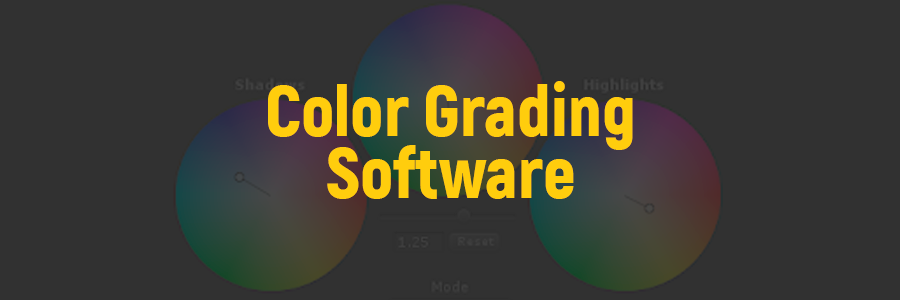 Color Grading Software