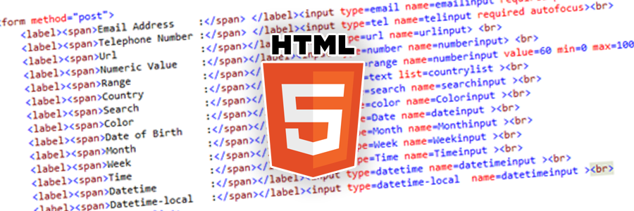 Forms HTML5