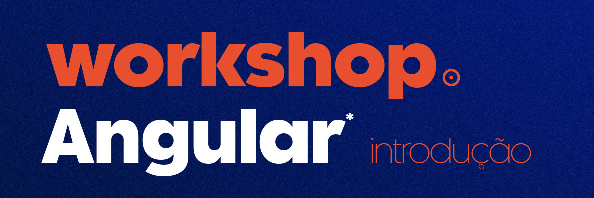 Workshop Angular